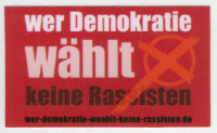 Wahlkampfmodus III