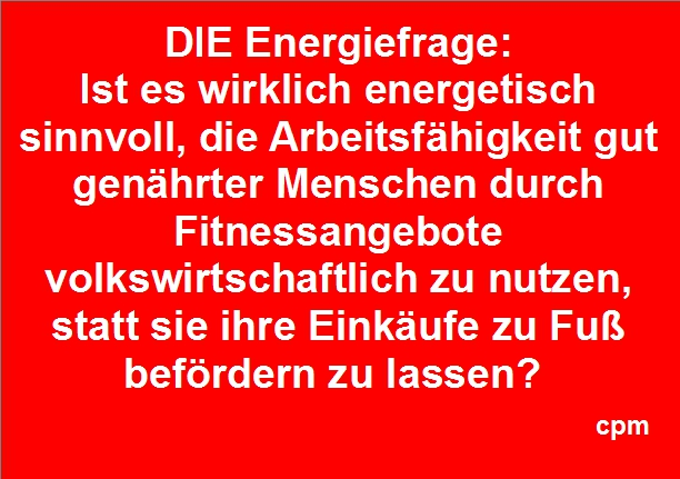 Energiefrage