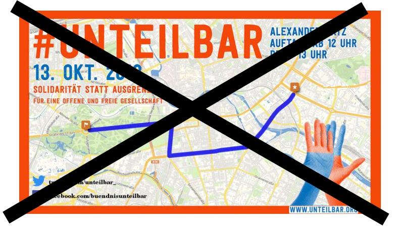 Hallo, Berlin! Ich komme heutenicht!